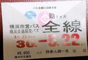 定期 バス 京都 市営 京都市交通局:定期券の種類
