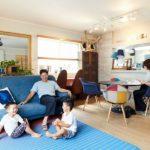 4人家族で住む場合、一戸建ての広さはどれくらい必要?